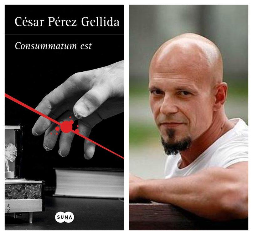 Consummatum est: encuentro César P. Gellida