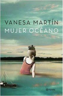 Mujer Océano- Vanesa Martín