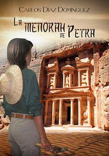 La menorah de Petra - Calos Díaz Domínguez