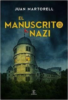 EL MANUSCRITO NAZI – Juan Martorell