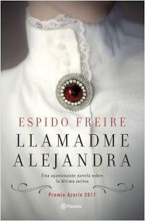 LLAMADME ALEJANDRA – Espido Freire