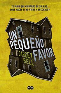 UN PEQUEÑO FAVOR – DARCEY BELL