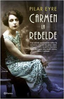 Carmen La Rebelde - Pilar Eyre