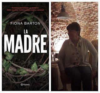 ENCUENTRO CON FIONA BARTON (LA MADRE)