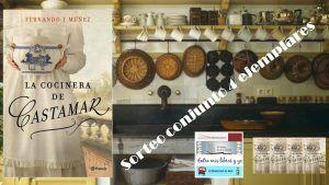 Sorteo la cocinera de Castamar