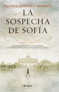 La sospencha de Sofía - Paloma Sánchez-Garnica
