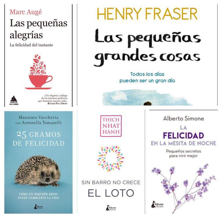 Libros para celebrar el día de la felicidad