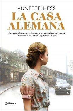 LA CASA ALEMANA – ANNETTE HESS