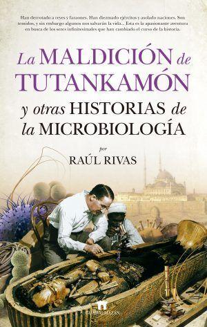 Almuzara presenta La maldición de Tutankamon de Raúl Rivas