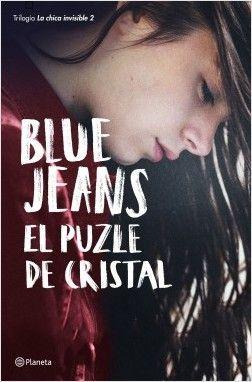 El puzle de cristal, la nueva novela de Blue Jeans