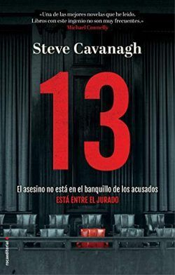 13 Stee Cavanagh