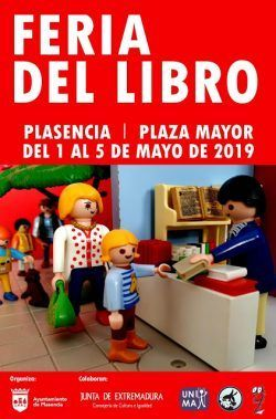 Feria del libro de Plasencia 2019