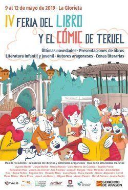 feria del libro de Teruel 2019