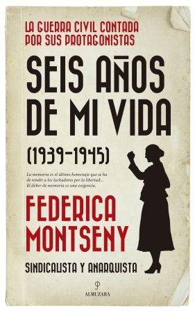 Federica Montseny, primera mujer ministra en la Historia de España