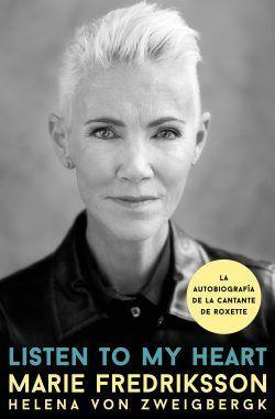 Autobiografía de Marie Fredriksson, cantante de Roxette