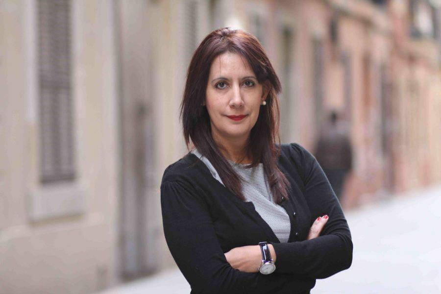 Llega la nueva novela de Dolores Redondo