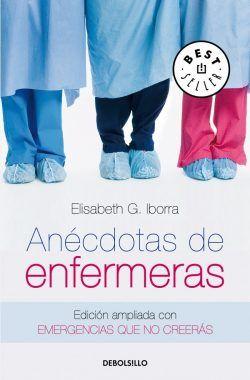Nueva edición ampliada de Anécdotas de enfermeras