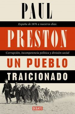 Un pueblo traicionado de Paul Preston