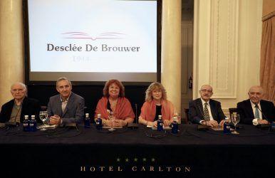 La editorial Desclée de Brouwer celebró sus 75 años