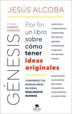 Génesis, un libro de Jesús Alcoba