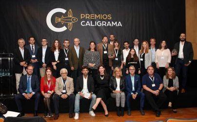 Ganadores III Edición Premios Caligrama