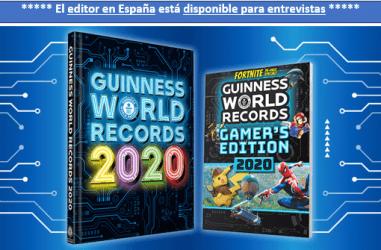Guinness World Records 2020 ya está aquí