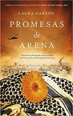 PROMESAS DE ARENA – LAURA GARZÓN