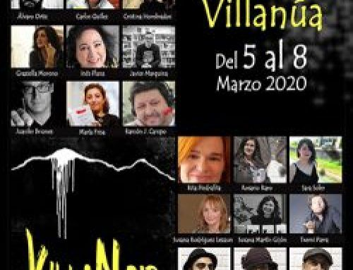 Encuentro Pirenaico de Género Negro de Villanúa 2020