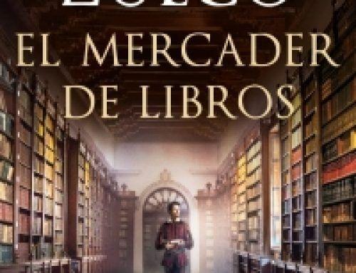 EL MERCADER DE LIBROS – LUIS ZUECO