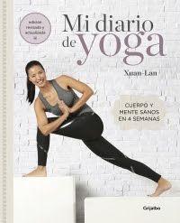 Mi diario de yoga a la venta el 18 de junio