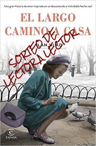 GANADOR SORTEO EL LARGO CAMINO A CASA (Alan Hlad)