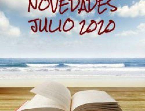 NOVEDADES EDITORIALES JULIO 2020