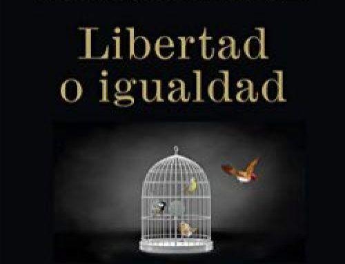 Libertad o igualdad, Daniel Lacalle