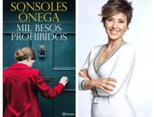 PRESENTACIÓN DIGITAL DE MIL BESOS PROHIBIDOS (Sonsoles Ónega)