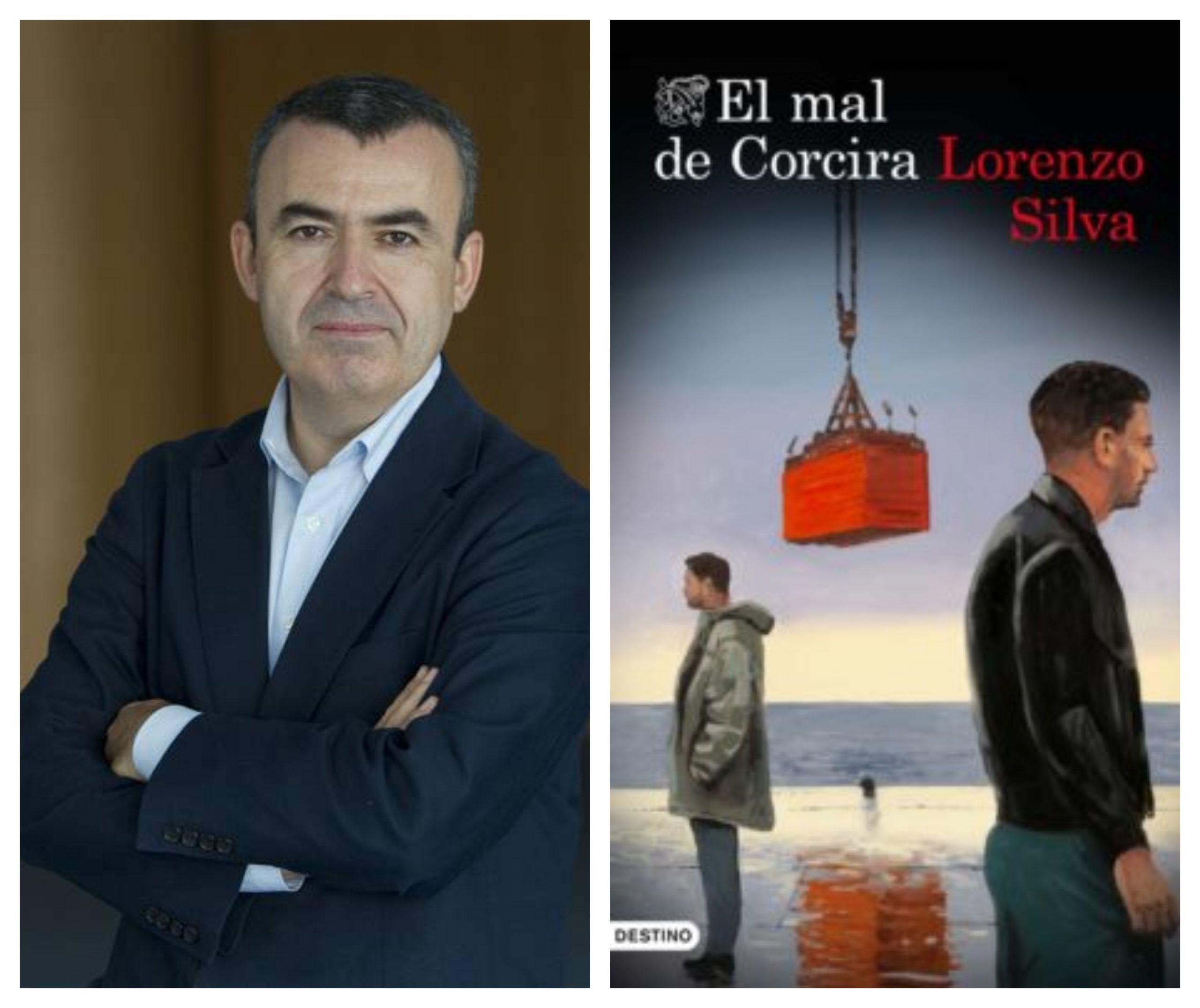 Encuentro con Lorenzo Silva el mal