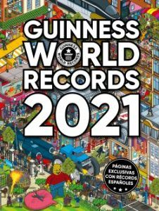 libro Guinness World Records 2021