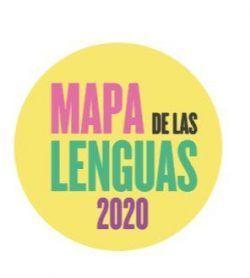 mapa de las lenguas 2020