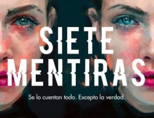 Elizabeth Kay debuta con la novela Siete mentiras