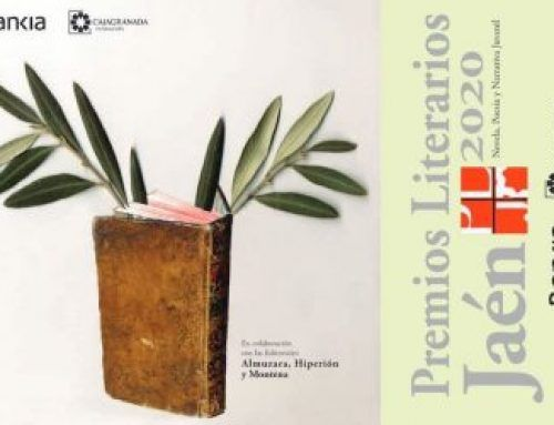 Premio Jaén de Narrativa Juvenil 2020