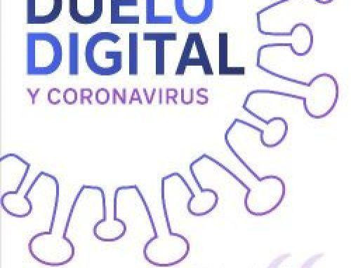 Duelo digital y coronavirus de José Carlos Bermejo