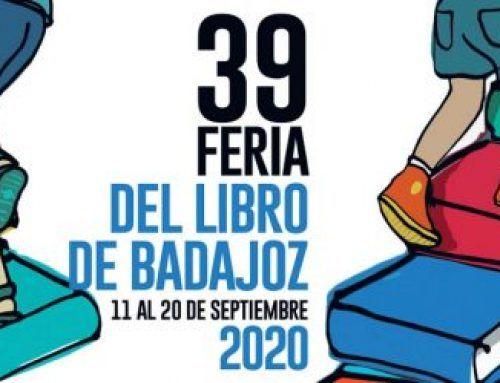 Feria del libro de Badajoz 2020