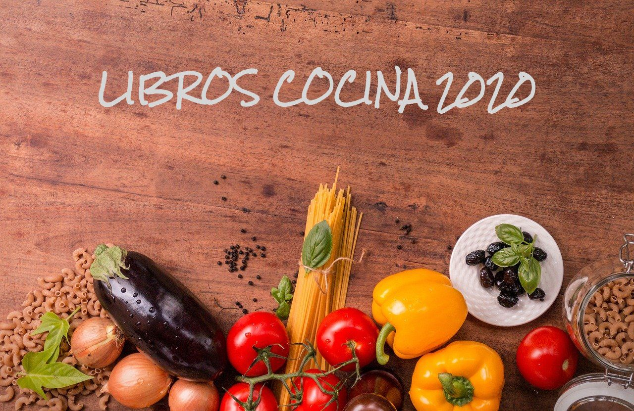 Libros cocina 2020