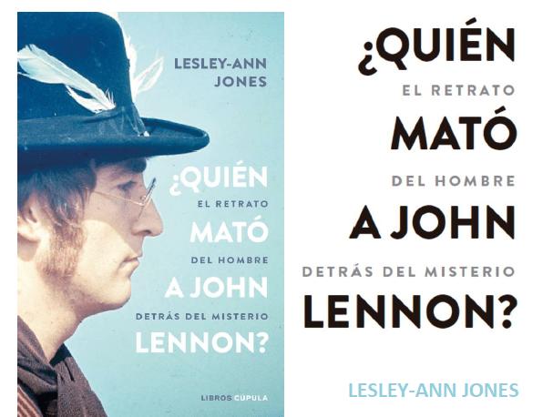 ¿QUIEN MATÓ A JOHN LENNON?