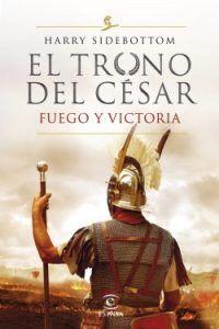 el trono del cesar fuego y victoria