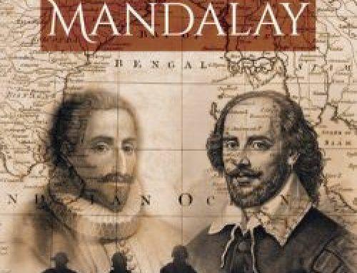 Olvidad Mandalay de Antonio Oliver