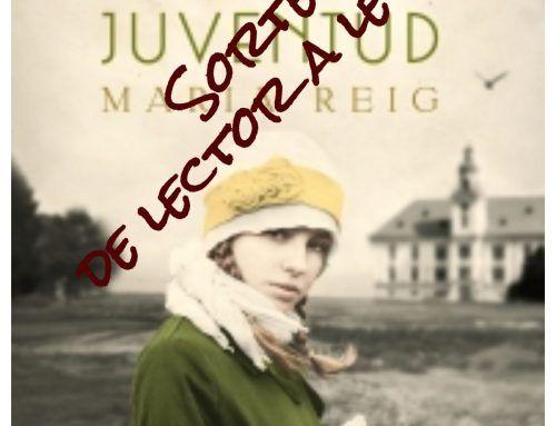 SORTEO UNA PROMESA DE JUVENTUD (María Reig)
