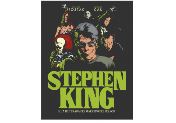 Stephen King: guía ilustrada