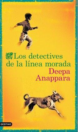 los detectives de la linea morada