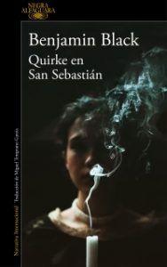 Quirke en San Sebastián