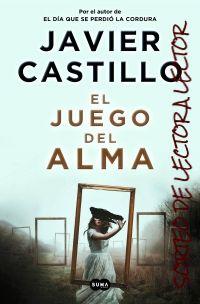 GANADOR SORTEO EL JUEGO DEL ALMA (Javier Castillo)